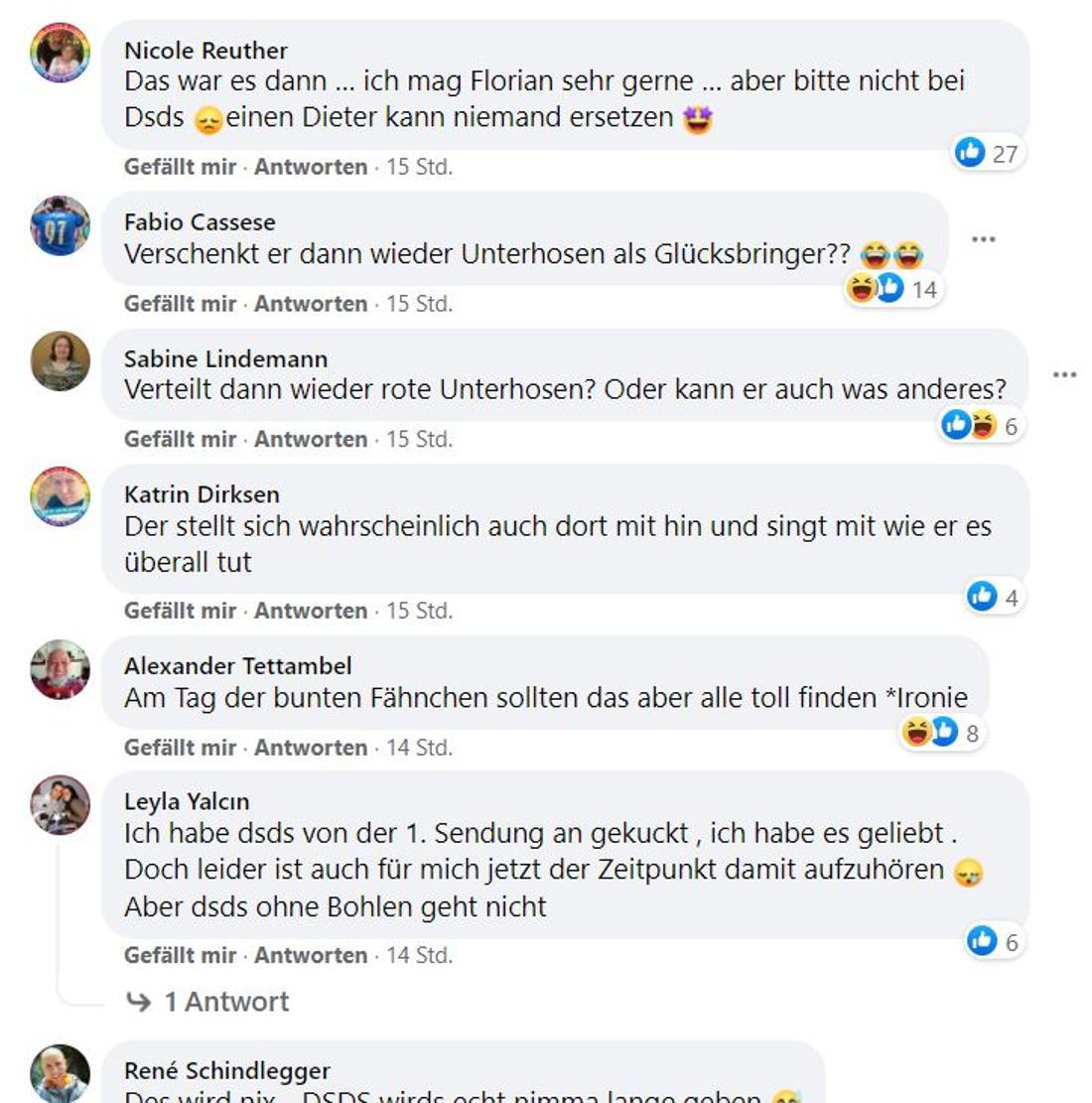 DSDS: Fans zerreißen neue Jury samt Florian Silbereisen