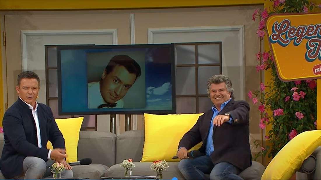 """""""Immer wieder sonntags"""": Andy Borg verwirrt durch Facebook-Aktion für Peter Alexander"""