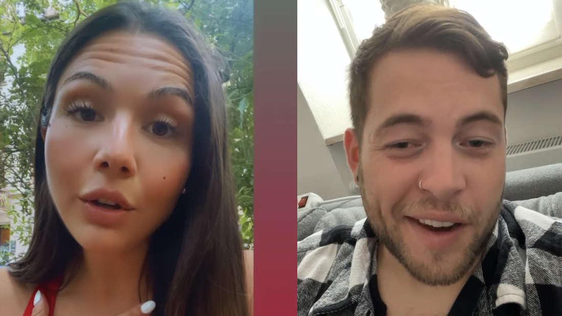 DSDS-Star Katharina Eisenblut leidet nach angeblicher Trennung von Marvin - der blüht auf