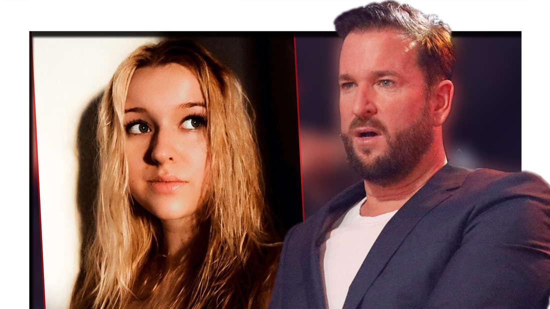 Michael Wendler und sein Haftbefehl könnten nun seiner Tochter Adeline zum Verhängnis werden. (Fotomontage)