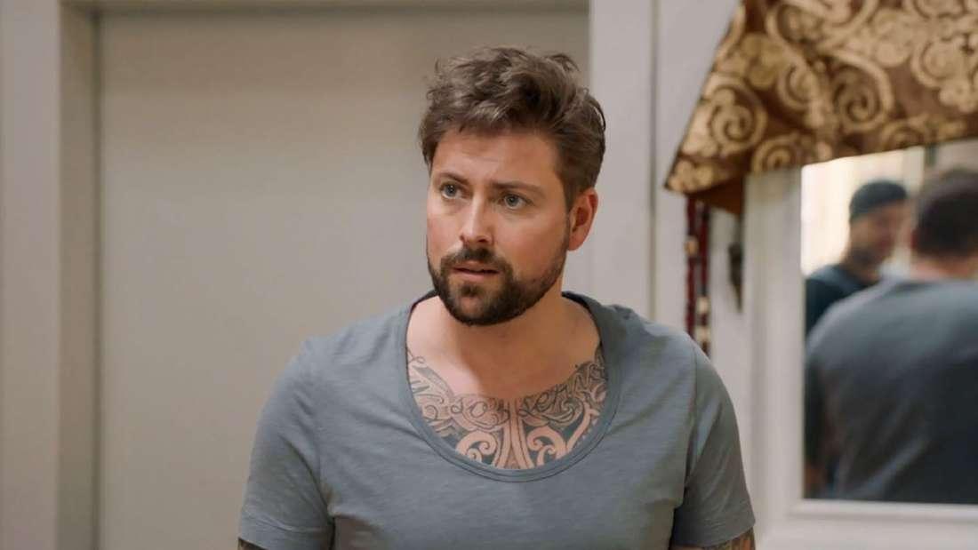Felix von Jascheroff enthüllt strenge Tattoo-Regel bei GZSZ