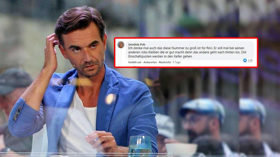 """""""Nummer zu groß"""": Fans sagen DSDS-Untergang wegen Florian Silbereisen vorher"""
