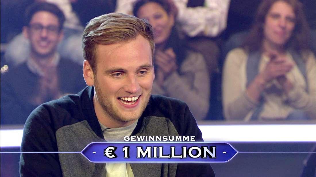 """RTL """"Wer wird Millionär?"""" - Leon Windscheid"""