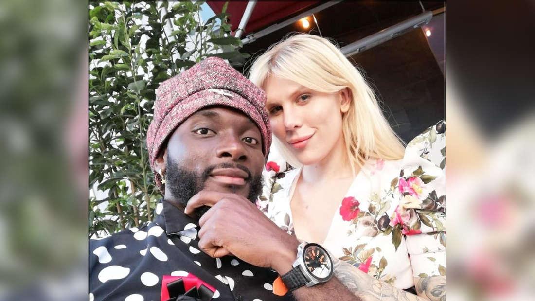 Arielle Rippegather und ihr Freund Didi