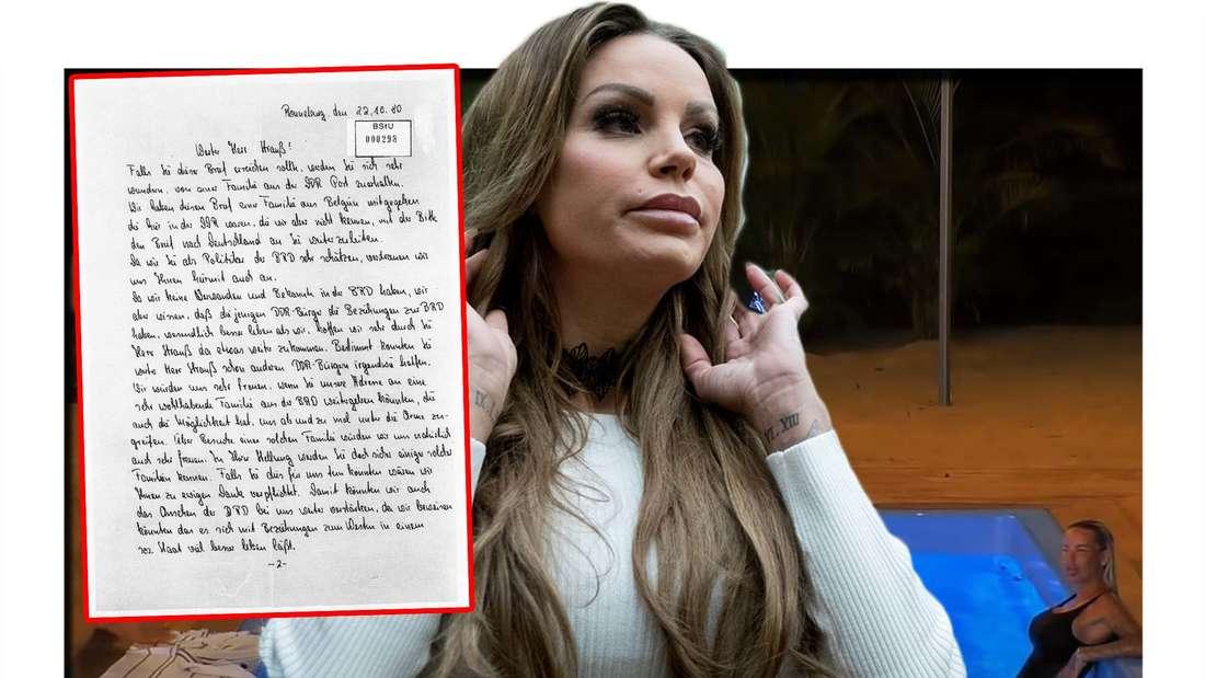 Nach dramatischem Auszug in der Nacht - geheimer Brief von Gina-Lisa aufgetaucht