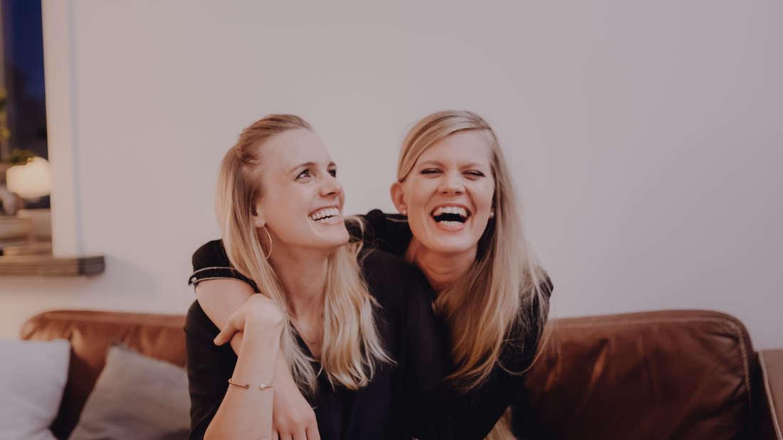 """""""Lenchen""""- Gründerinnern Alexandra Vázquez Bea und Annette Rieger"""