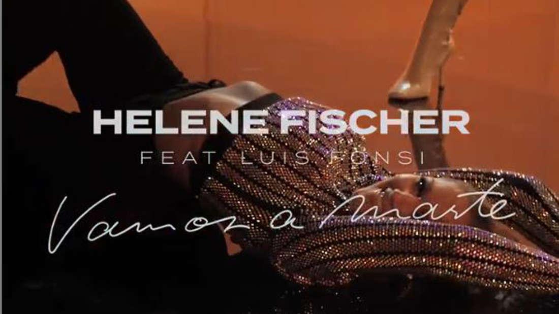 Videopremiere von Helene Fischers neuem Song am Freitag bei RTL