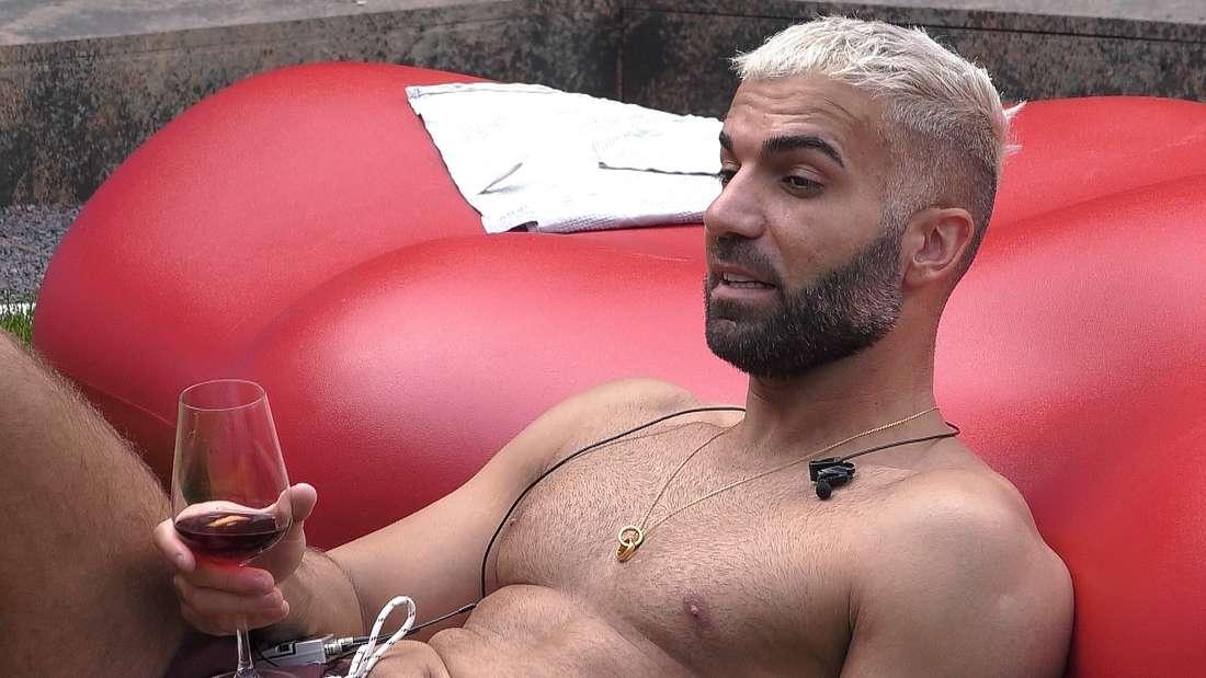 Rafi Rachek bei Promi Big Brother