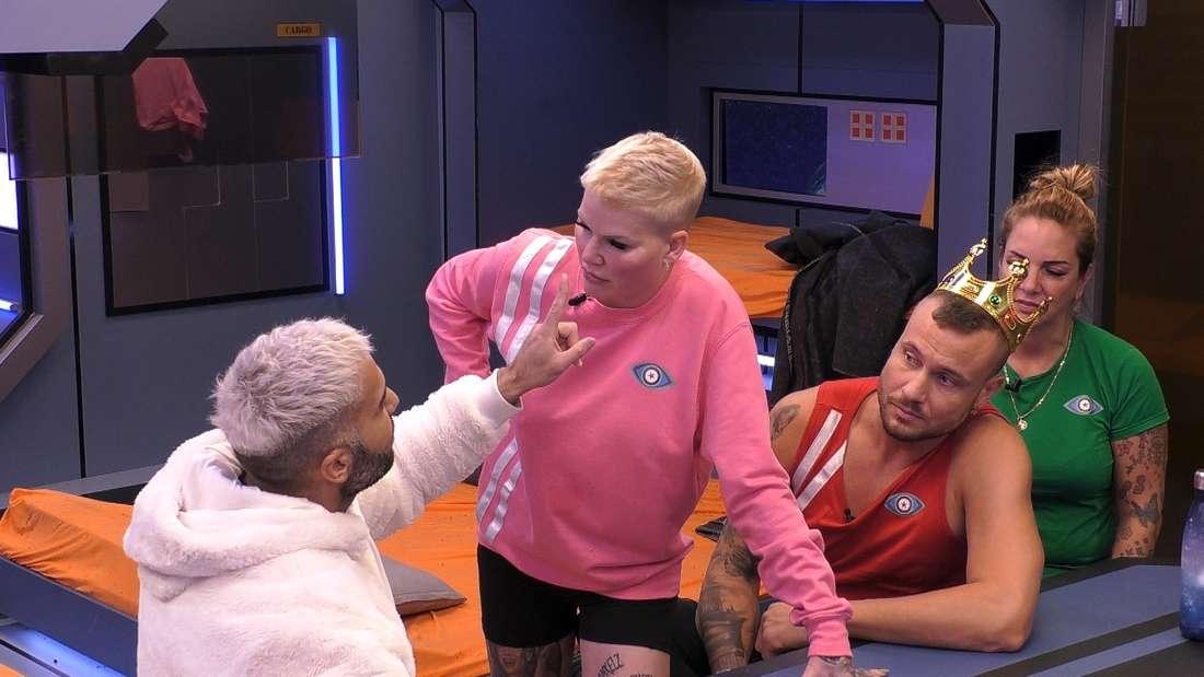 Rafi Rachek erhebt bei Promi Big Brother schwere Anschuldigungen gegen Melanie Müller