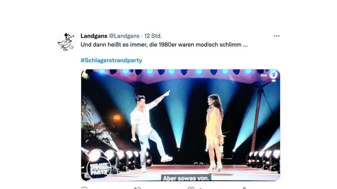 Fiese Kommentare: Outfit von Andrea Berg sorgt für Lästereien bei Fans