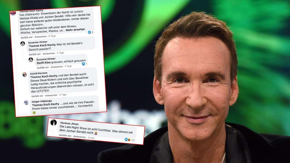 """Zuschauer von """"Promi Big Brother"""" sind von Jochen Bendel genervt. (Fotomontage)"""