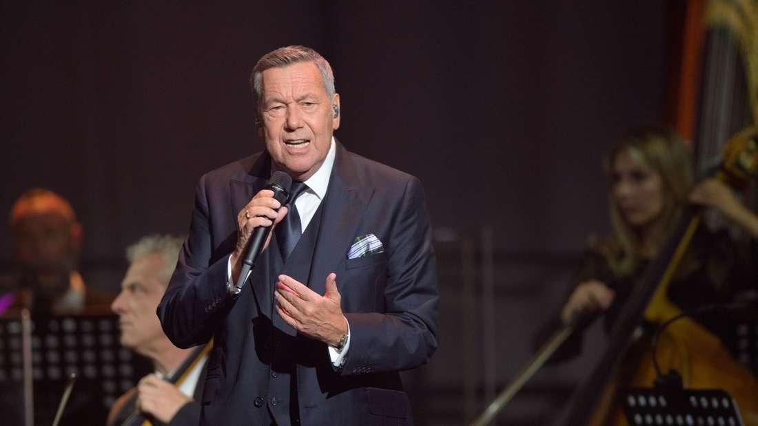 Sänger Roland Kaiser kehrt auf Bühne zurück