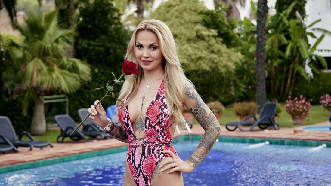 Angie Leugner bei Bachelor in Paradise