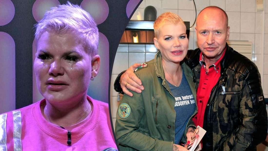 """Wegen Ehe-Problemen: Tränen bei Melanie Müller in der """"Promi Big Brother""""-Raumstation"""