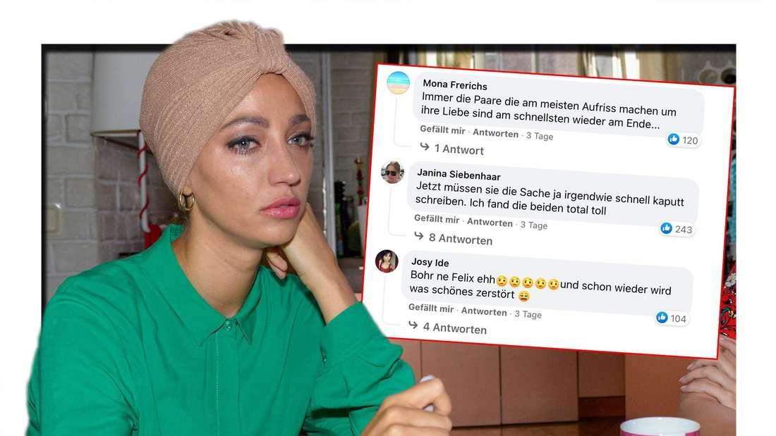 GZSZ-Fans sind enttäuscht, wie sich die Story um Nazan und Felix entwickelt. (Fotomontage)