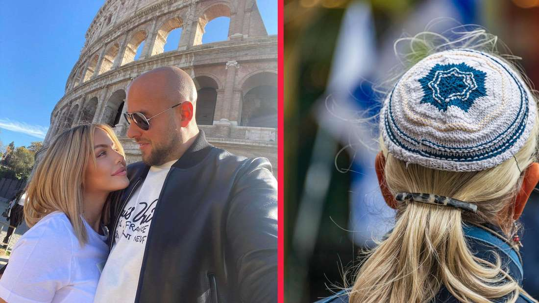 Für ihren Mann: DSDS-Star Kim Gloss zum Judentum konvertiert