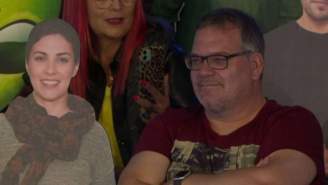 Elton im Publikum bei Promi Big Brother