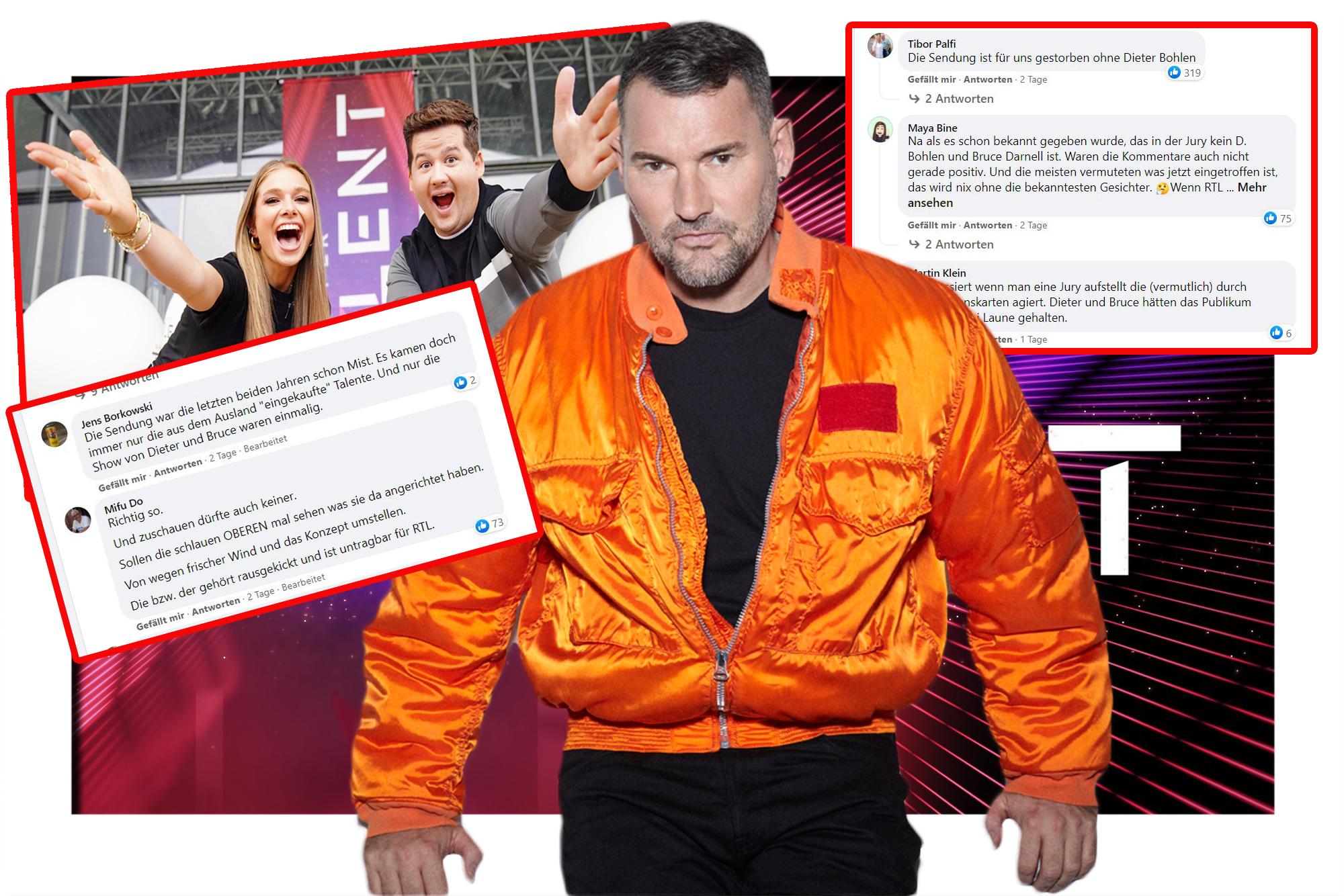 """""""Sendung ohne Dieter Bohlen gestorben"""": Zuschauer verlassen genervt Supertalent-Studio"""