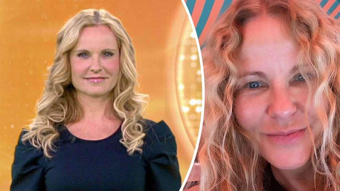 """Punkt 12-Moderatorin Katja Burkard (56) zeigt sich bei Instagram ungeschminkt und wird von den RTL-Zuschauern gefeiert. """"Siehst sehr toll aus"""", meint ein Fan."""