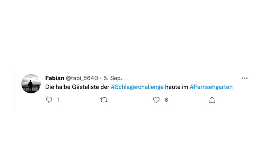 """""""Halbe Gästeliste der Schlagerchallenge"""": Fans zerreißen Musikacts im ZDF-Fernsehgarten"""