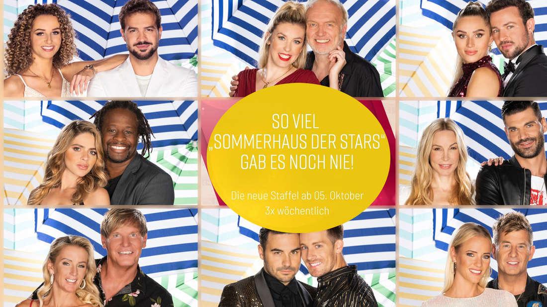"""""""Sommerhaus der Stars"""": Neue Staffel kommt dreimal wöchentlich - Fans stinksauer"""