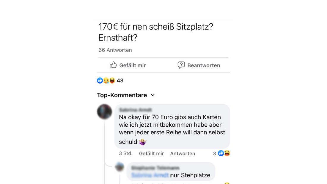 Fans von Helene Fischer sauer wegen teuren Ticketpreisen