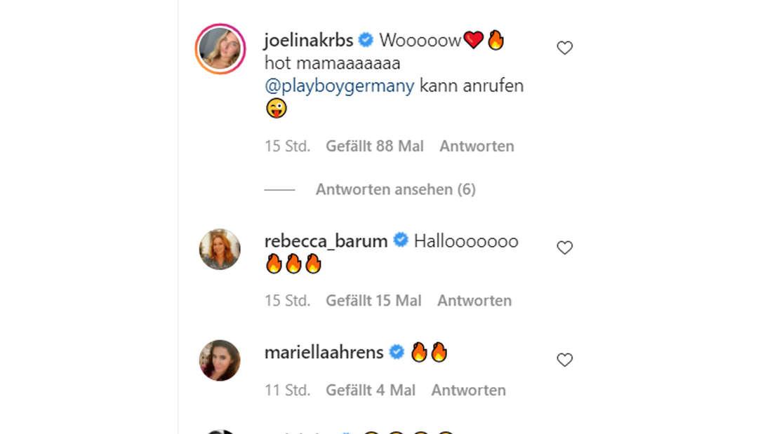 Fans feiern Danni Büchner