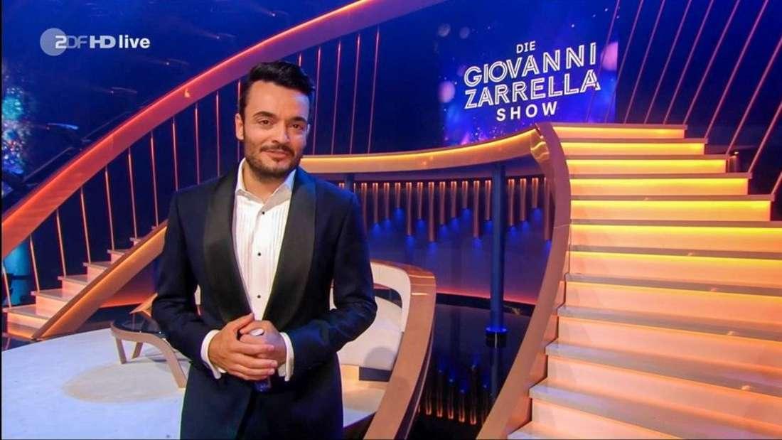 Giovanni Zarelli Show erstmals im TV ausgestrahlt. Stimmen zur Moderationsleistung von Giovanni Zarrelli.