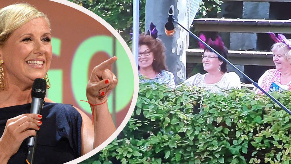 """""""Die Waldfurien"""": Frauen im Publikum beim Fernsehgarten sorgen für Lacher im Netz"""