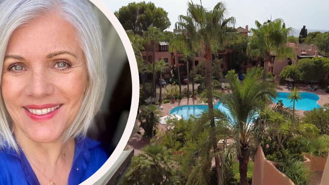 Meerblick und Kamin: So schön wohnt Rentnerin Birgit Schrowange auf Mallorca