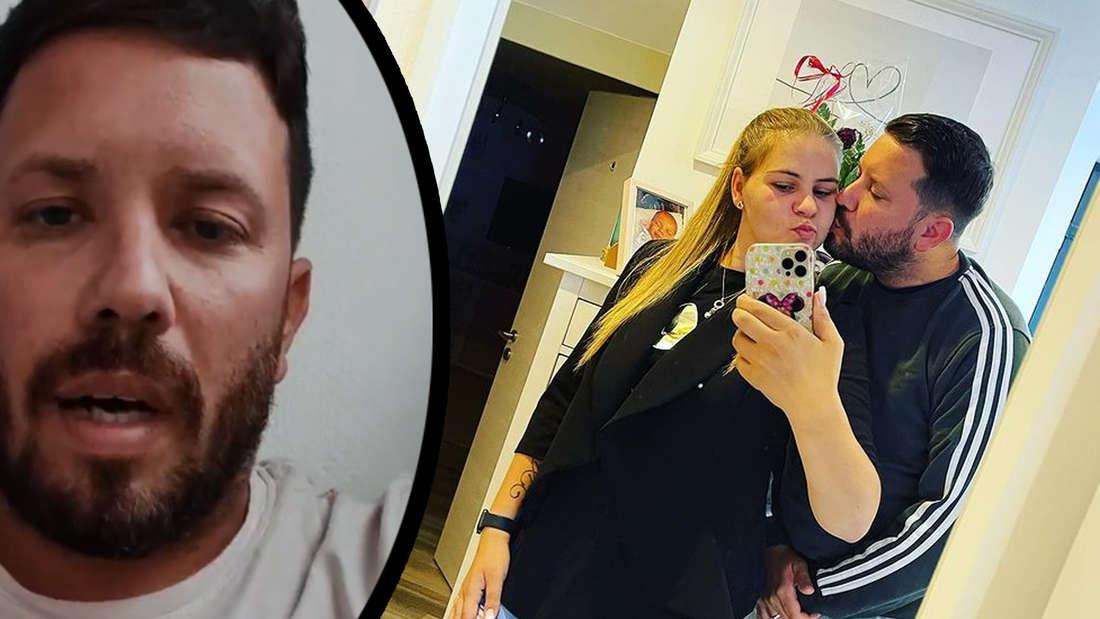"""""""Gelbe Augen"""": Sylvana Wollnys Freund gibt Update nach Not-OP"""