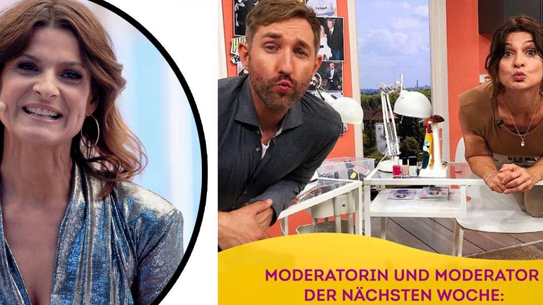 """""""Jetzt schaue ich es wieder"""": Marlene Lufen kehrt zum Frühstücksfernsehen zurück"""