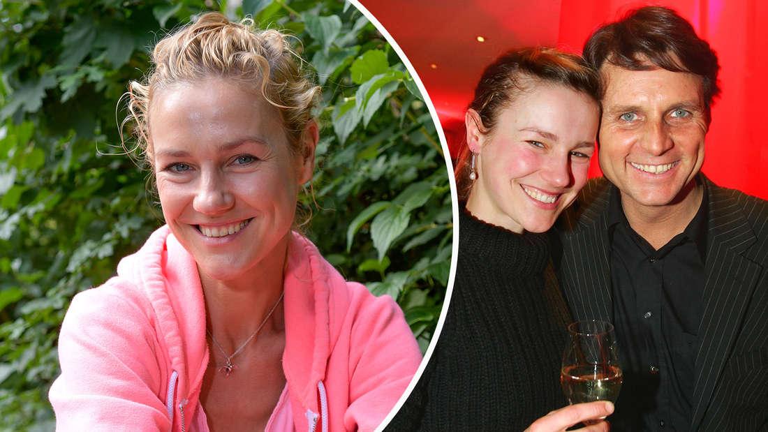 Kehrt Rhea Harder-Vennewald nach 19 Jahren als Flo Spira zu GZSZ zurück? (Fotomontage)