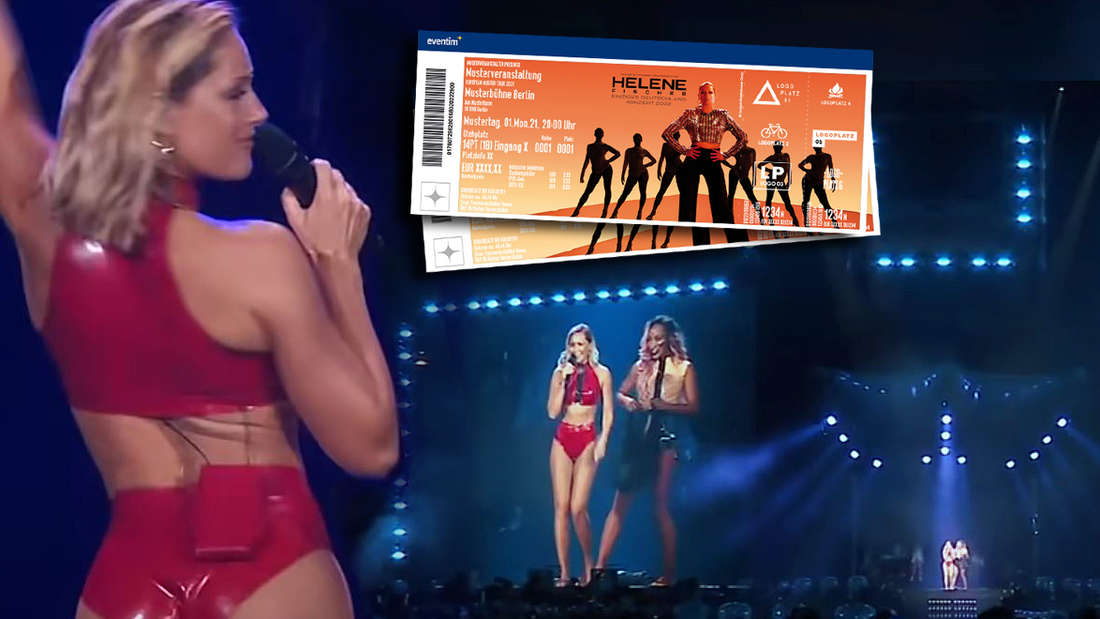 Helene Fischer Konzert 2022: Hier gibt es alle Informationen zu Ticketpreisen, Kategorien und wie man Tickets weiterverkaufen oder umschreiben lassen kann.