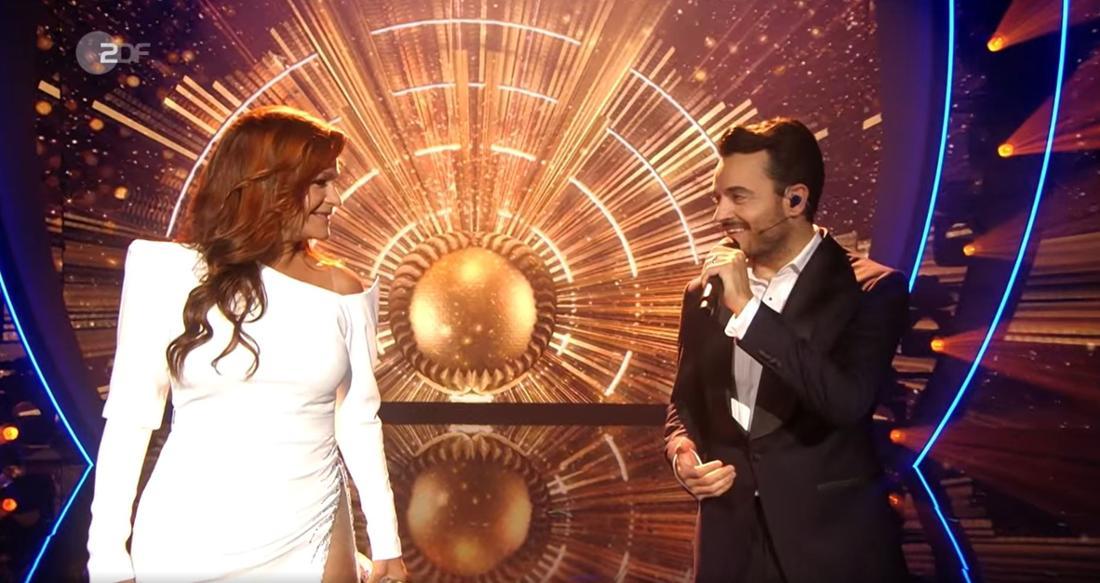 Andrea Berg ist in Giovanni Zarrellas ZDF-Show zu Gast.