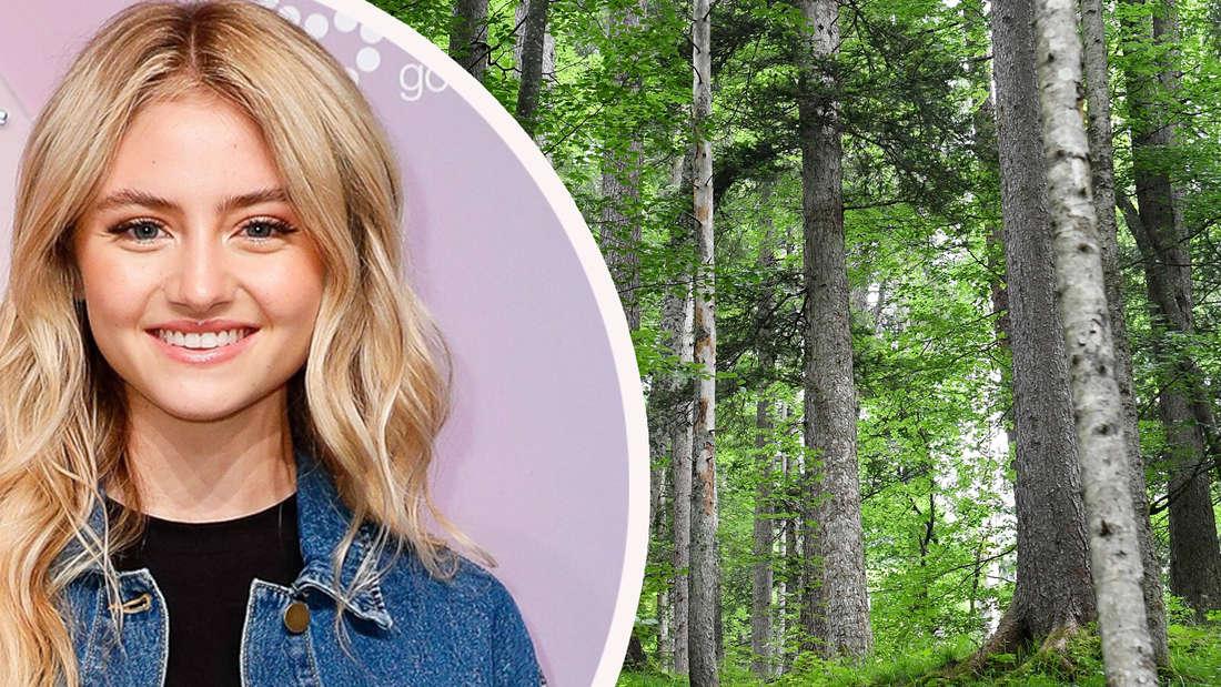 """""""So ein Gute'"""": Leni Klum kauft Wald für 50.000 Dollar und wird von Fans gefeiert"""