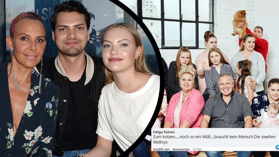 """""""Die zweiten Wollnys"""": Ochsenknechts bekommen TV-Show - auch Yeliz Koc soll eine Rolle spielen"""
