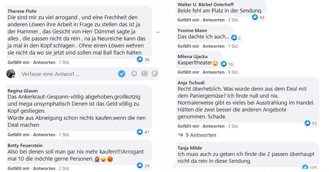 Fans laufen Sturm gegen Ankerkraut-Gründer