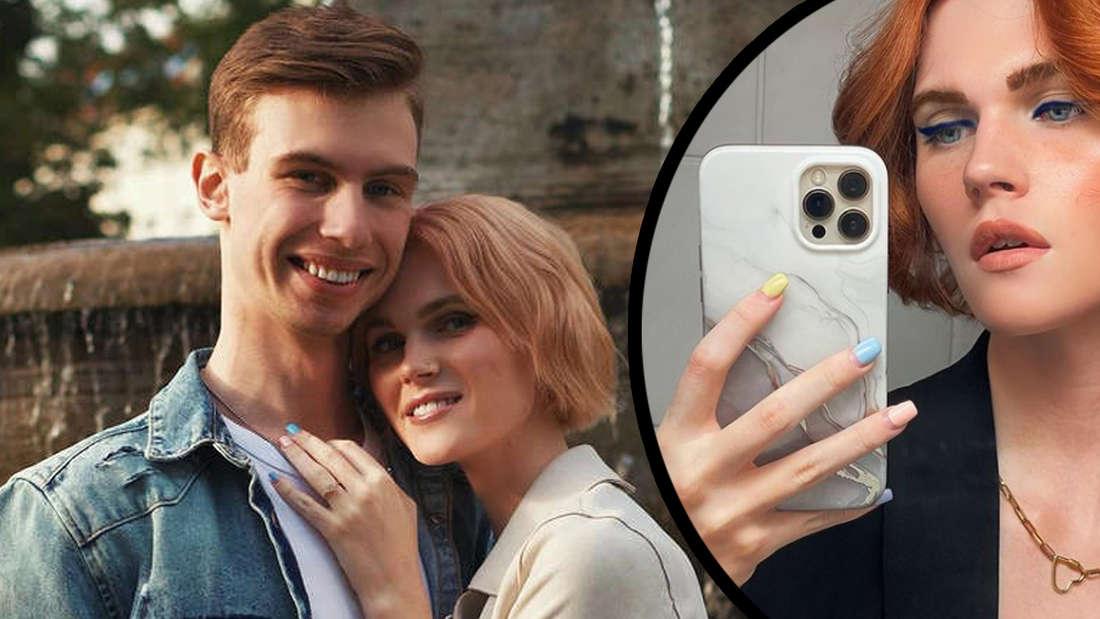 """""""Das Loch war zu klein"""": Fans schießen nach intimen Bett-Geständnis gegen GNTM-Lucy"""