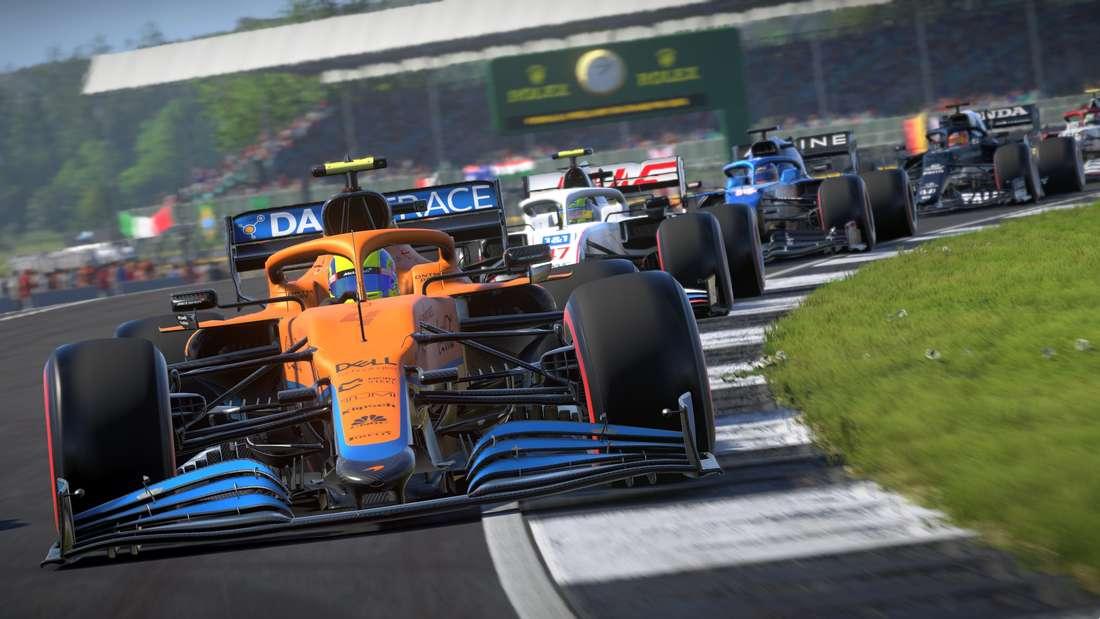 """Codemasters gibt mit """"F1 2021"""" Vollgas und liefert einmal mehr ein ausgezeichnetes Rennspiel ab. Der Test klärt über die vielen Stärken und wenigen Schwächen des F1-Renners auf."""