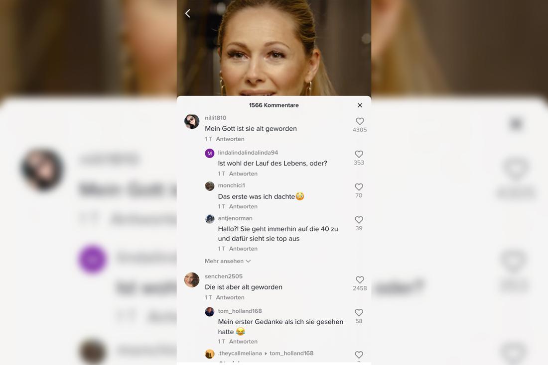 """Helene Fischer teilt ihren Fans etwas """"sehr schönes"""" auf TikTok mit. Sie wird mit ihrer Community am Donnerstag, 14.Okotber 2021 ab 19:00 Uhr, in ihr neues Album reinfeiern. Allerdings bekommt die Schwangere dafür kritische Kommentare."""